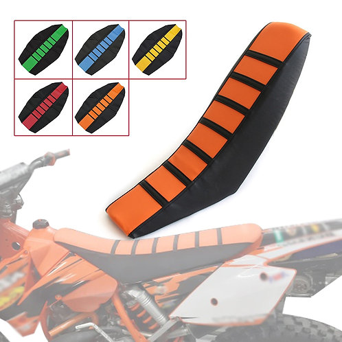 Striped Soft-Grip Grippe Seat Cover
