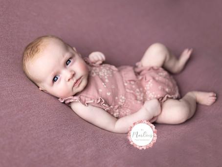 baby shoot Fien
