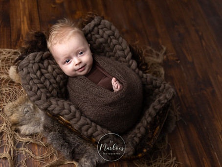 newborn vs babyshoot