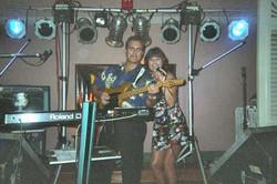 Facebook - Jumpshot Band  - Dan & Toni at the Marriott Indian River Plantation R