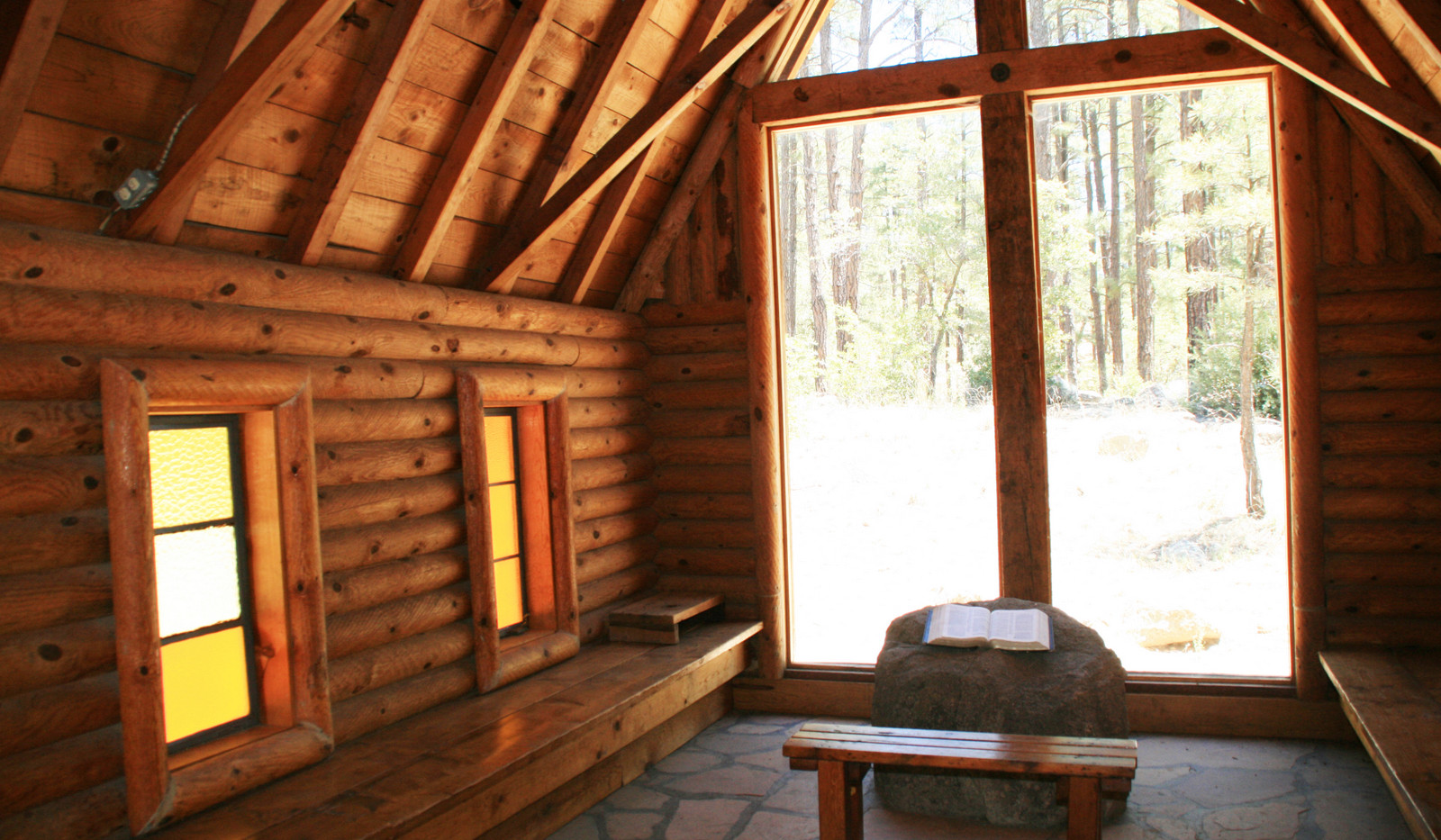 Prayer Chapel Inside