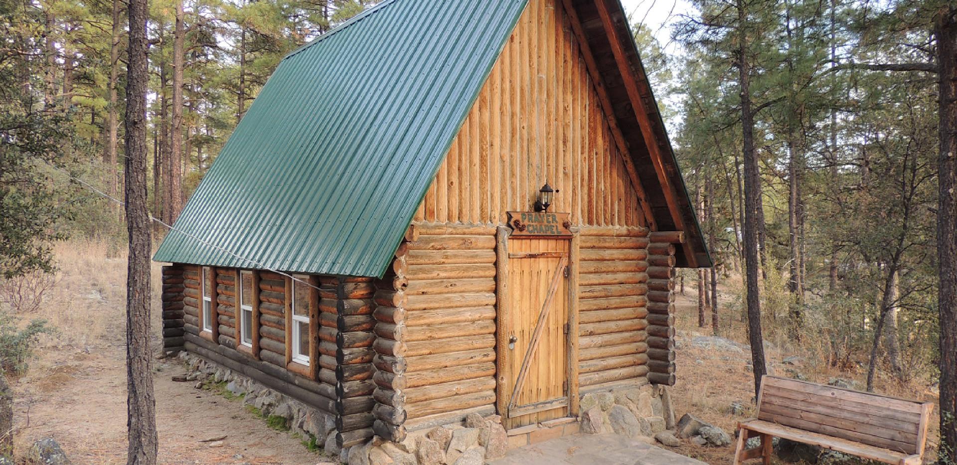 Prayer Chapel Outside