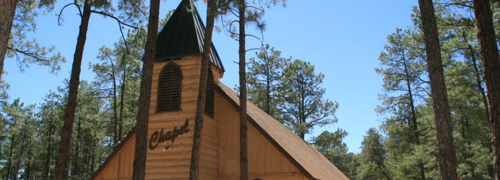 Main Chapel Front View