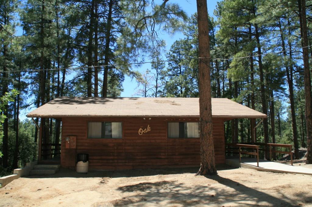 Oak Front View
