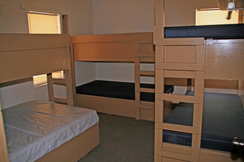 Ponserosa Bedroom