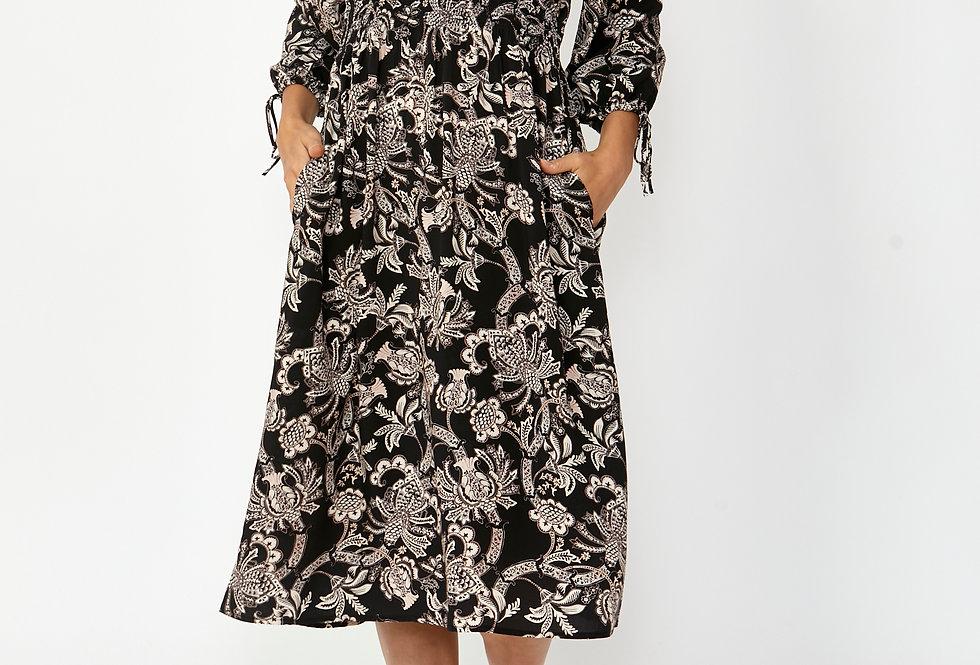 JUMP Moroccan Paisley Dress