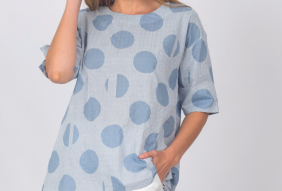 Renoma Spotted Shirt