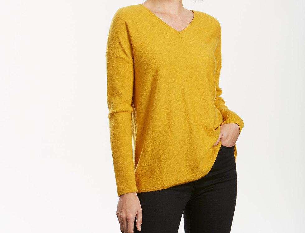 Fields - Soft V neck knit