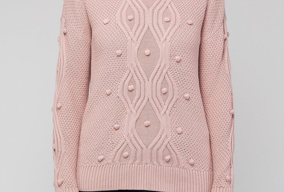 Jump Organic cotton Bobble pullover
