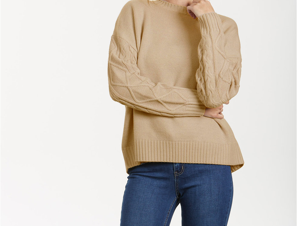 Fields - cable sleeve jumper