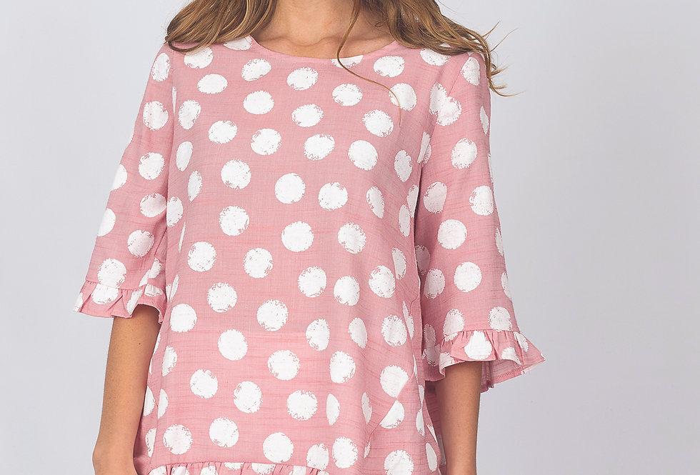 Renoma Dotted Shirt