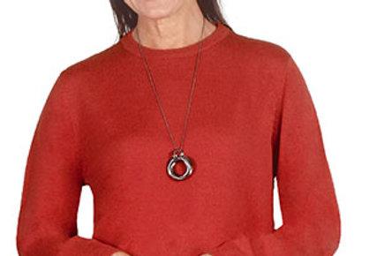 Jillian -  Merino Wool - Crew neck jumper - 5 colours available
