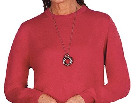 Jillian - Acrylic - Crew neck jumper - 7 colours available