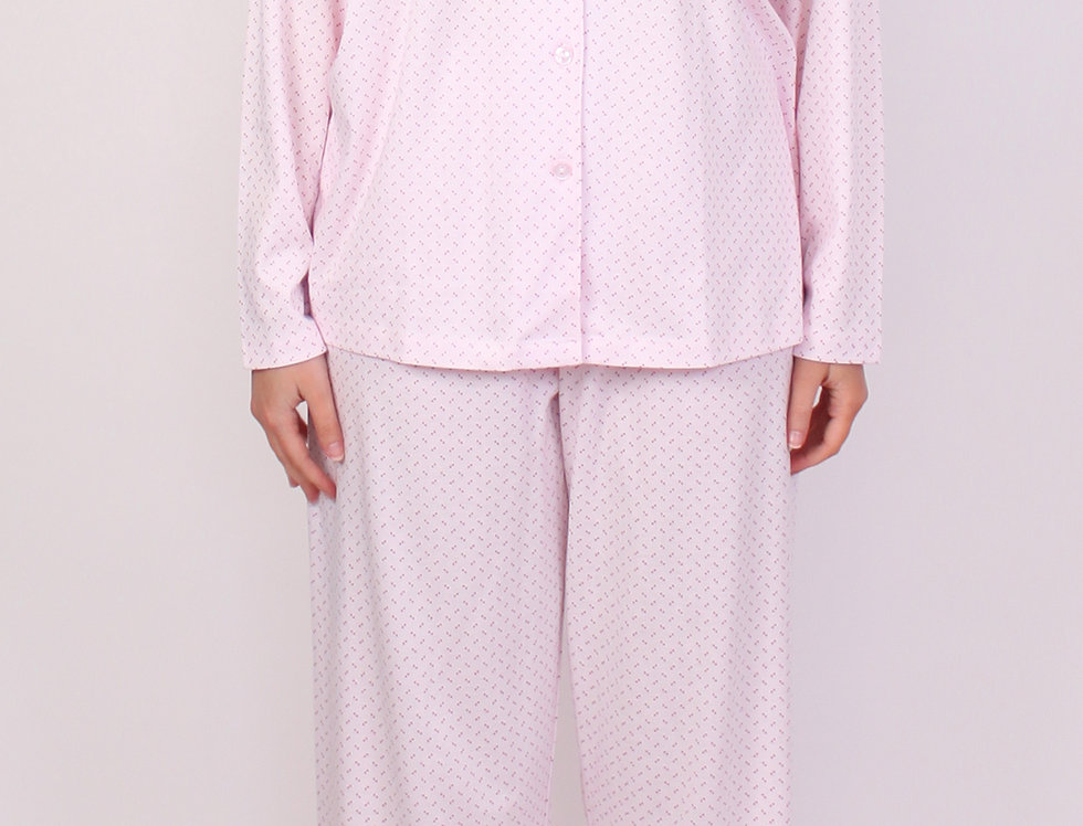 Schrank - Interlock pyjamas - Pink & Pale Blue available