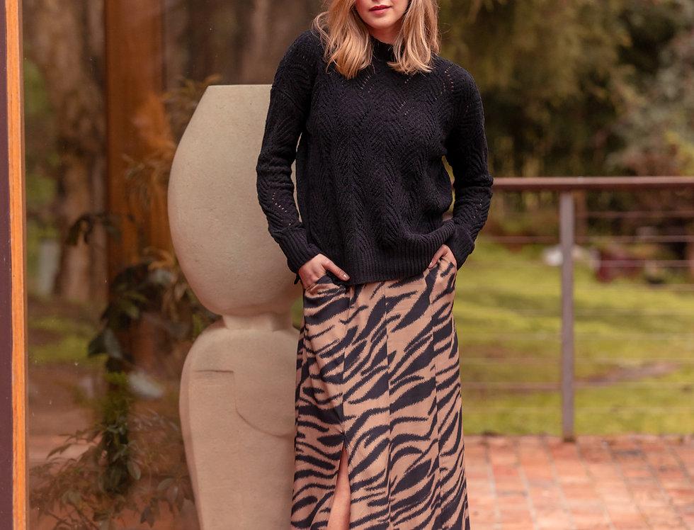 Jump - Zebra Skirt