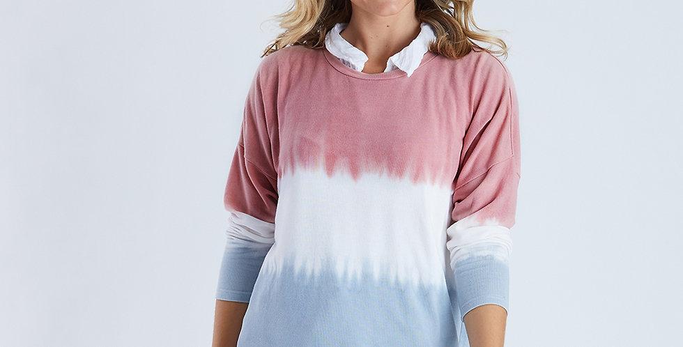 Tie Dye Knit Threadz 39004