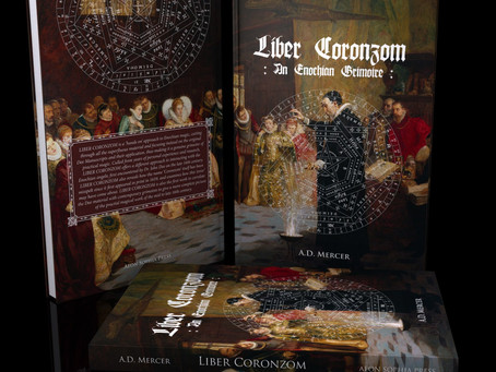 Esoteric Interviews #1: A. D. Mercer (Author of Liber Coronzom)