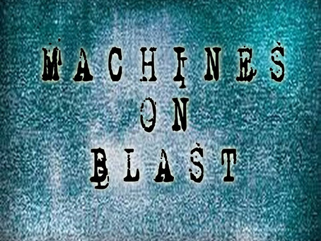 New Album!: Machines On Blast - Feast on the Repeating Misery (Remix Album)