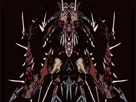 """Vore Complex Releases Duo Anthology Albums Of Remastered Old Tracks, """"Pyre"""" & """"Di"""