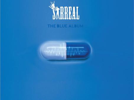New Album!: Sirreal - The Blue Album
