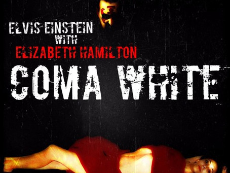 Music Video : Elvis Einstein & Elizabeth Hamilton - Coma White (Marilyn Manson Cover)