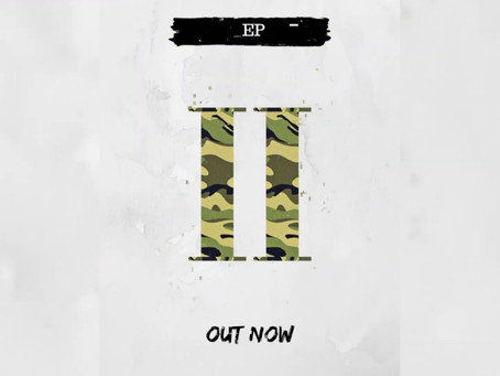 New Album!: KRMNL - EP II