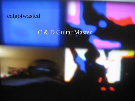 Fresh Trax! : Catgotwasted - C & D Guitar Master