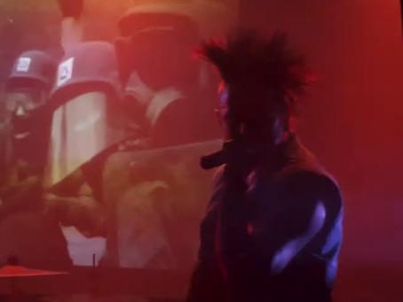 Music Video : STATIK Industrial TV Presents: Contaminated Intelligence 'Status Control' - Li