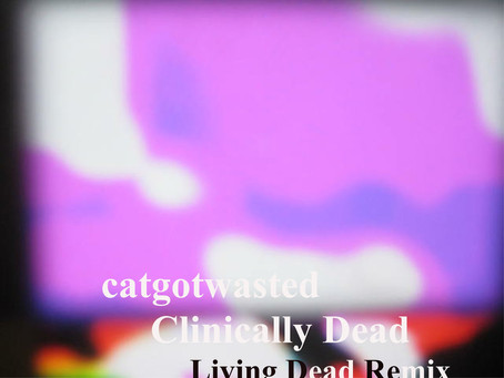 Fresh Trax! : Catgotwasted - Clinically Dead (Living Dead Remix)