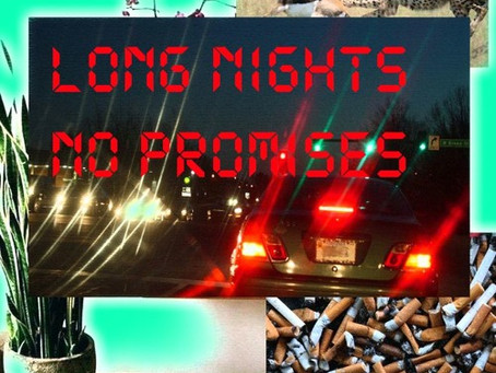 Fresh Trax!: Scam Jones - Long Nights No Promises