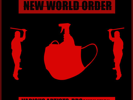 "White Cauldron & Biohacker Appear On Russian Dark Community Compilation ""New World Order"""