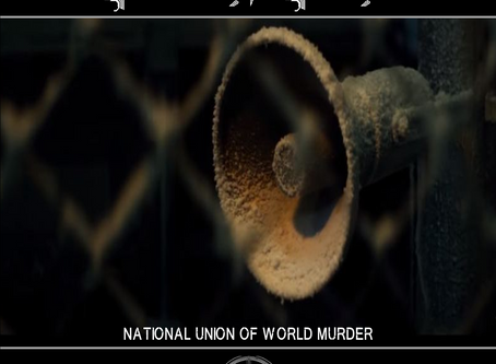 Review: Droid Sector Decay - National Union Of World Murders EP