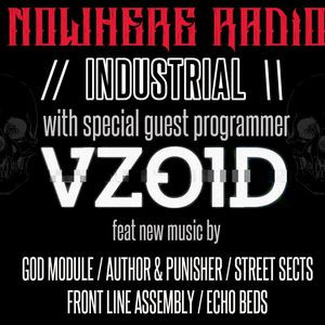 Toothpinch Appears On Nowhere Radio's Industrial Special (Presented by VZOID)