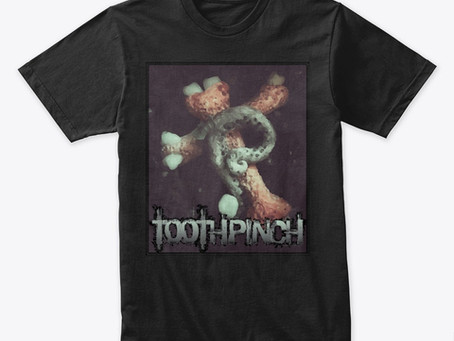 Toothpinch Releases A Trippy New T-Shirt Design