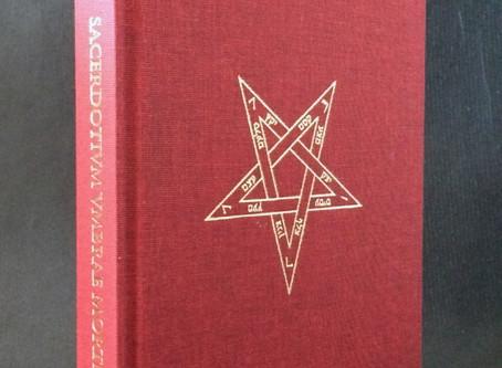 Esoteric Review #5: G. D. Laval - Sacerdotium Umbrae Mortis & The Explicit Name Of Lucifer