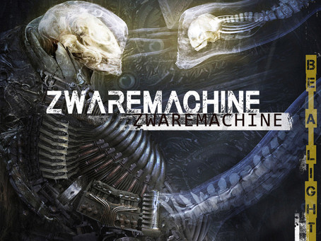 Review: Zwaremachine - Be A Light