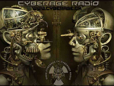 Toothpinch Makes Another Cyberage Radio Appearance