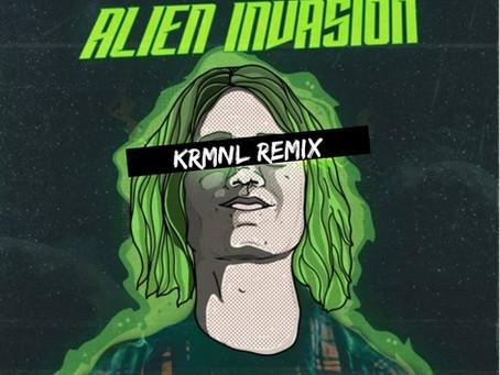 Fresh Trax!: MOONBOY - Alien Invazion (KRMNL Remix)