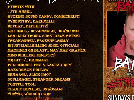 Lilith My Mother Features On The March 31st Episode Of DJ BAnn's Hard Rock Hell Radio
