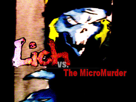 New Album: LICH vs The Shadow Cast Within