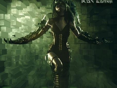 "Biohacker Appears On Russian Dark Community's ""Sound In The Dark Vol. 1"" Compilation"