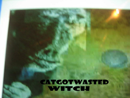 New Album! : Catgotwasted - Witch