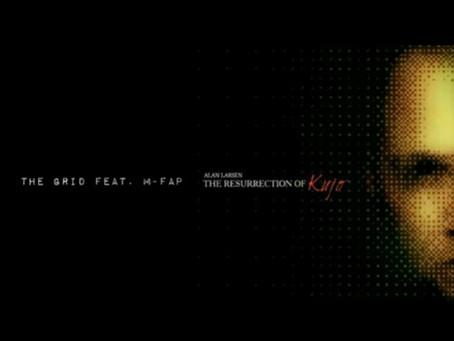 Fresh Trax!: Alan Larsen - The Grid (ft M-Fap)