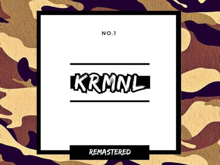 New Album!: KRMNL - No. 1 (Remastered)