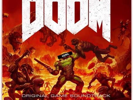 Fresh Trax!: KRMNL - Doomslayer (DOOM Soundtrack Remix)