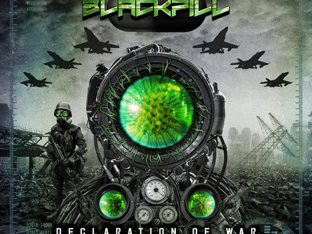 New Album!: Blackpill - Declaration Of War
