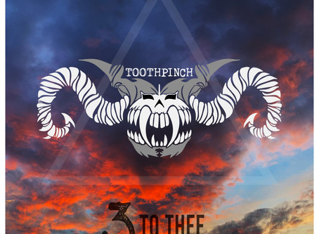 New Album!: Toothpinch - 3 To Thee