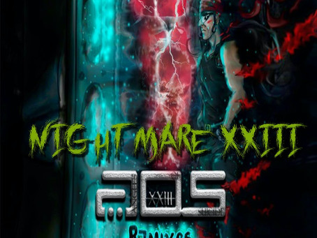 Divine Virtual Reality Contributes 2 Remixes For Angels Of Suicide's Latest Album Nightmare 23