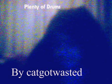 Fresh Trax! : Catgotwasted - Plenty Of Drums