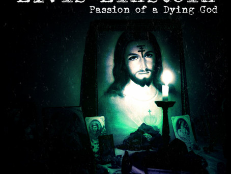 New Album: Elvis Einstein - Passion Of A Dying God